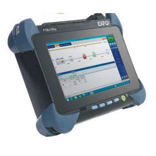 Touch Screen EXFO Max-710B OTDR