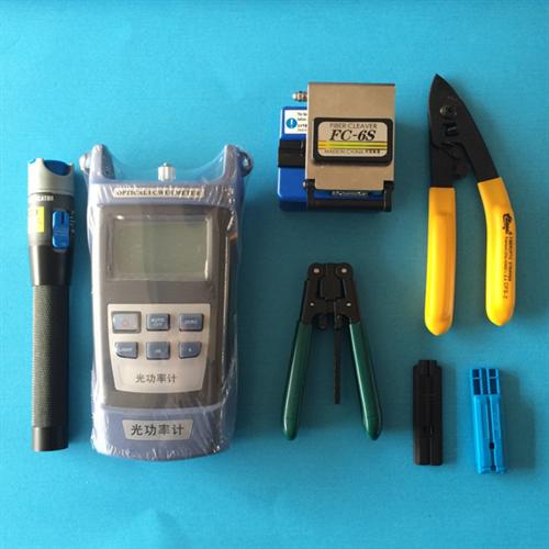New FC-6S Optical Fiber Cleaver Cutting Tools Fiber Optical Cutter NBN Tools