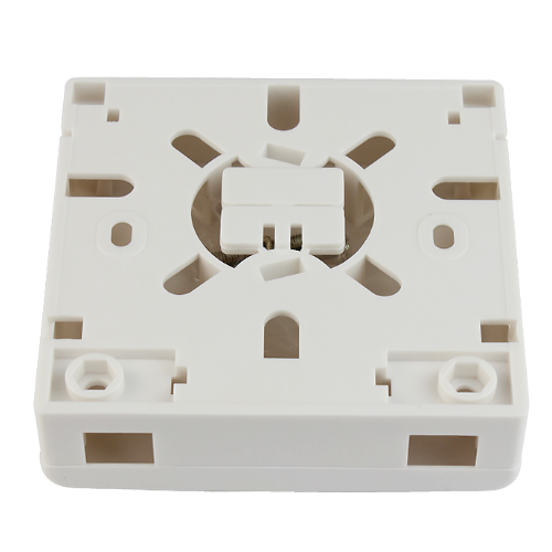 FTTH 2core Optical Fiber Wall Mount Outlet