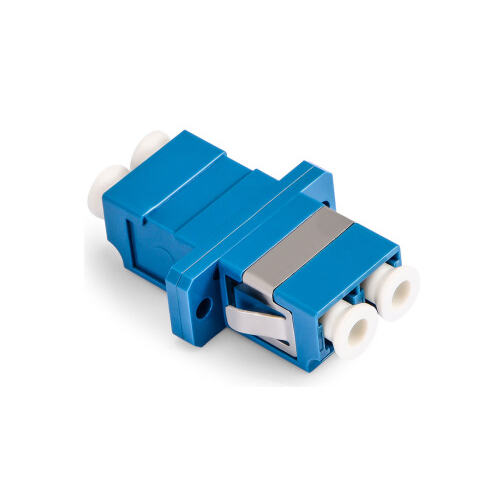 Fiber Optic Metal Adapter LC DX SM