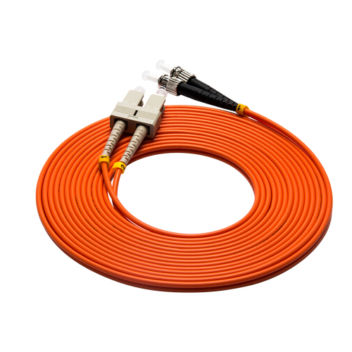 Cable SC-ST/UPC Duplex Multimode 2.0 3.0mm fiber optic patch cord