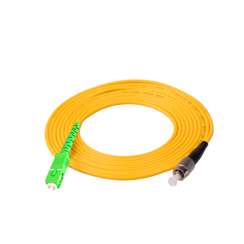 Outdoor waterproof SC APC FC UPC Fiber Optic Connector Patch Cord