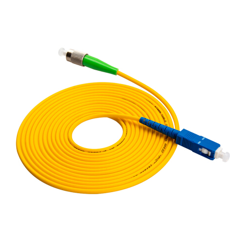SC/UPC-FC/APC SM SX fiber optic patch cord