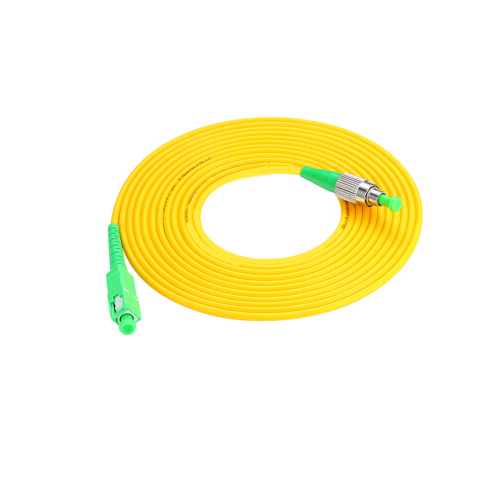 Best price SC to FC APC SX single mode fiber optic patch cord