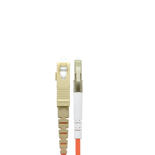 SC/UPC-LC/UPC MM SX fiber optic patch cord