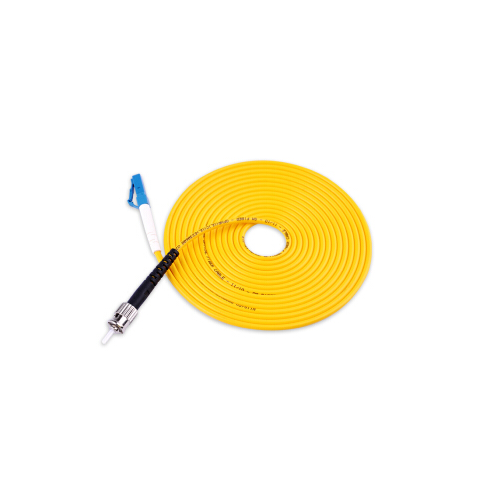 LC/UPC-ST/UPC SM SX fiber optic patch cord