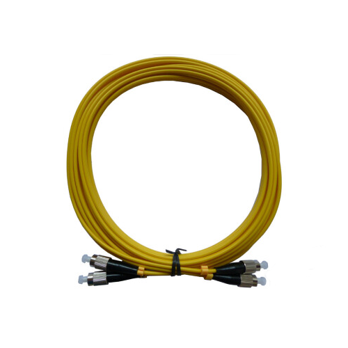 FC-FC UPC Singlemode DX optical fiber patch cord