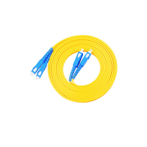 Hot sell fiber optic patch cord SC UPC Single-mode Duplex