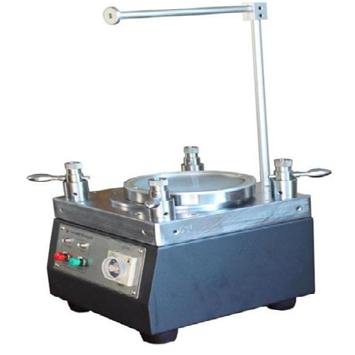 4 Corner Pressure Fiber Optic Polish Machine