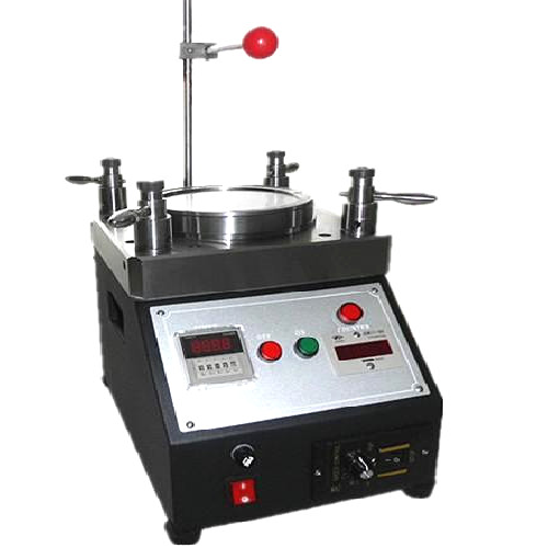Quadrangle Fiber Optic Polishing Machine with polishing 24 Fiber connectors