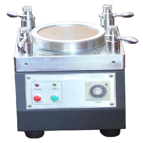 Fiber optic polishing machine with polishing 36 connectors