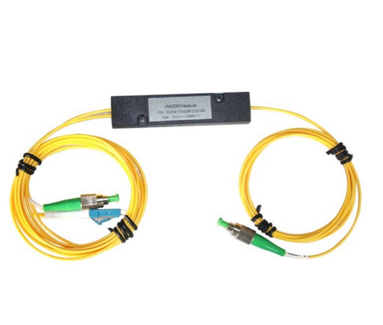 High Isolation fiber 1310nm/1490nm/1550nm FWDM