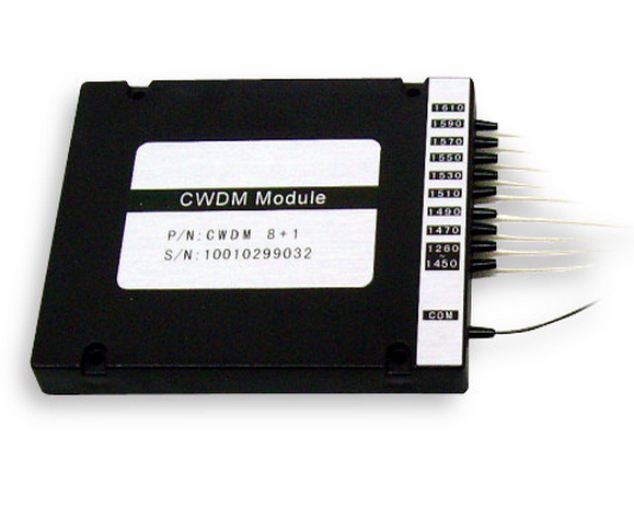 High quality dual fiber CWDM UPG 10 channel Module filter wdm