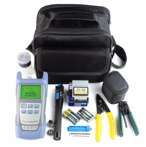 Free Shipping 7 In 1 FTTH Fiber Optic Tool Kits