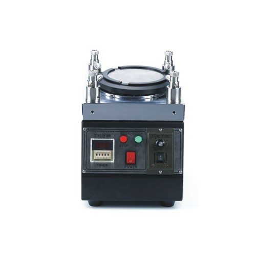 four angle Pressurized Fiber Optic Patchcord Polisher Machine