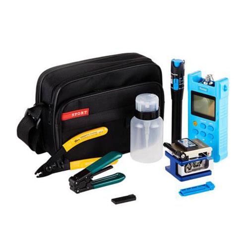 Fiber Optic FTTH Tool Kit FC-6S Fiber Cleaver and 2 in1 Optical Power Meter