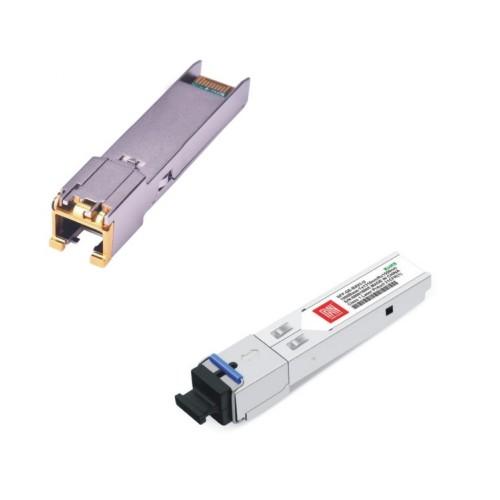 SFP 1 25G Single Fiber Transceiver Huawei/Cisco Compatible SFP Module