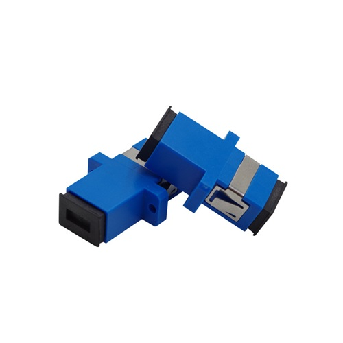 fiber optic adapter SC flange SC/UPC adaptor coupler for digital